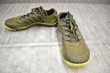 **Merrell Trail Glove 5 J50263 Running Shoes, Men's Size 9.5, Olive