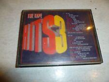 Hits 3 - The Album - 1985 UK 28-track compilation double cassette