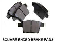 FORD MONDEO JAGUAR X-TYPE (2000-) 1.8 2.0 2.2 TDDi TDCi REAR BRAKE PADS SET