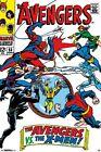 The Avengers vs X-Men Poster Marvel Comics Cover, 24x36