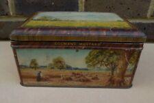 Antique Large COLMAN'S MUSTARD Tin (Empty)