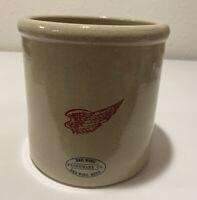 """RedWing~NDAA 60th Anniversary~ Stoneware Crock~Limited Edition~5 3/4"""""""