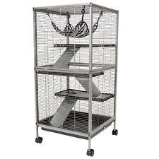 Extra Large Ferret Cage Chinchilla Rat Small Animal Pet Sugar Glider Multi Level