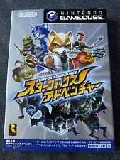 Starfox Adventures-Nintendo Gamecube Importado De Japón Completo