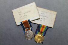 Australian WW1 Medal Group - Pte J. McGillivray 8th Bn AIF