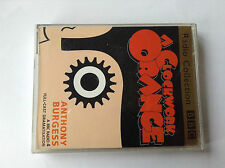 CLOCKWORK ORANGE RARE TWIN CASSETTE PLAY WITH MUSIC 5011755212247