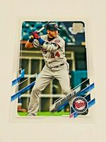 2021 Topps Baseball Base Card #94 - Josh Donaldson - Minnesota Twins