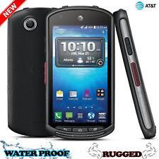 "Kyocera DuraForce E6560 4.5"" AT&T 4G LTE 16GB Black Rugged Smartphone"