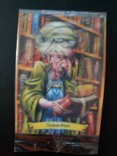 New ListingMadame Pince #7 Lenticular 3D Wizard Collectible Card Harry Potter New
