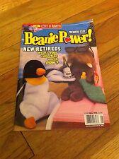 BEANIE POWER #1 Beany Baby Babies Magazine Fall 1998 RARE Collectors Animal RARE