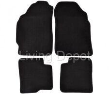 Fit For 98-01 Nissan Altima 4Dr Floor Mats Carpet Front & Rear Nylon Black 4PC