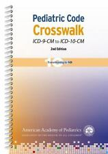 Pediatric Code Crosswalk ICD-9-CM to ICD-10-CM (Coding)-ExLibrary