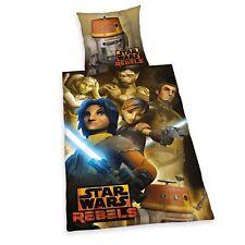Bed Cover Herding Star Wars Rebels Yoda Warrior Jedi Linon 135 x 200 cm NEW WOW