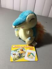 Cyndaquil Canvas Plush - Legit - From Japan Doll Plushie Out of Print Pokemon