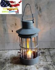 1/6 vampire LED Metal Oil Lamp Barn Lantern Pirates Caribbean for hot toys ❶USA❶