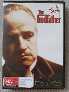 The Godfather (DVD, 1972/2007)