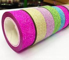 5x Washi Sticky Paper Masking Adhesive Decorative Tape Scrapbooking Low Price