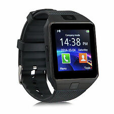 Bluetooth Wrist Smart Watch With Camera for Android LG G5 G4 Stylus Galaxy S7 S6