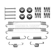 Brake Shoe Fitting Kit BBK6163 Borg & Beck 4514230092 Genuine Quality Guaranteed