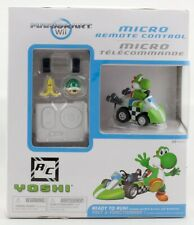 MarioKart Wii Micro RC Yoshi - Spinmaster (2009) *New and Sealed*
