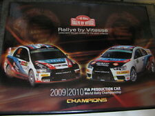 1/43 Mitsubishi Lancer Evo IX Rally #147 & X #31 diecast (2pcs)