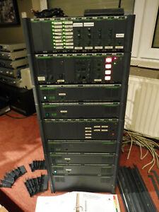 g+m ELA Anlage 100V Beschalungsanlage für Sprachdurchsagen, Feueralarm, Musik
