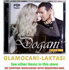 CD DJOGANI ALBUM 2016 dogani novo hitovi srbija grand production hrvatska balkan