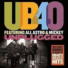 Astro and Mickey Ub40 Featuring Ali - Unplugged CD