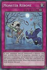 YU-GI-OH CARD: MONSTER REBONE - SUPER RARE - CROS-EN079 - 1st EDITION