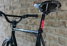 Lightskin LED light bicycle seat post fixie single speed 27,2mm