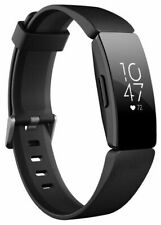 Fitbit Inspire HR Activity Tracker - Black