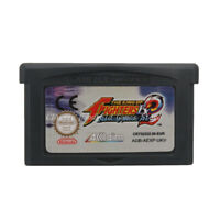The King of Fighters EX2 Howling Blood GBA Game Boy Advance Cartridge English