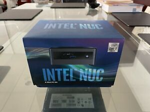 Intel NUC 10 Core i7, Win 10, 16 GB, NVMe, M.2  SSD BXNUC10I7FNH NUC10i7FNH