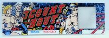 ARCADE GAME UPPER MARQUEE ORIGINAL 3COUNT BOUT (WRESTLING) by SNK/Neo-Geo
