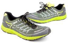Merrell Mens Castle Rock Light Weight Lime Green Barefoot Running Shoes Size 14
