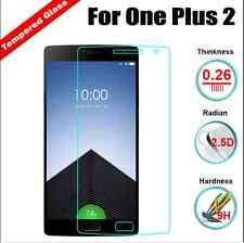 Premium Genuine 9H Anti-Explosion Tempered Glass Protector For One Plus 2 TWO