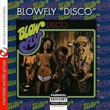 Disco - Blowfly (2013, CD NEUF)