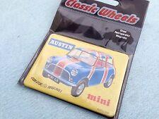 Austin Mini Quality Steel Fridge Magnet