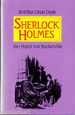 "Sir Arthur Conan Doyle - "" Sherlock HOLMES - Der Chien de BASKERVILLE ""(1990) tb"