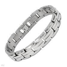 Attractive and Comfortable Brand New Gentlemens Bracelet  inTitanium.