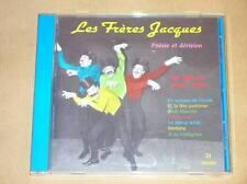CD / LES FRERES JACQUES / POESIE ET DERISION / 1948-1950 / TRES BON ETAT