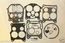 Carburetor Fuel System Repair Kit Rochester Quadrajet GM 66 - 72 4MC 4MV HD Pump