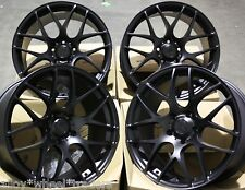 "18"" B MS007 ALLOY WHEELS FITS VW CADDY CC EOS GOLF JETTA PASSAT SCIROCCO SHARAN"