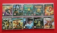 PS3 Bundle of 10 Games Collection Mixed Titles Pal UK Playstation 3 Game Lot 7