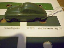 #P Wiking Porsche 356 160/2 F  green   356 pre A Split Window unverglast