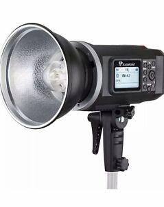 Flashpoint XPLOR 600 TTL R2 Battery-Powered Monolight- Godox AD600B Witstro TTL