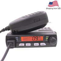 CB Radio 27MHz CB-40M ANYSECU AM/FM Car Radio 8W walkie talkie 25.615-30.105MHz