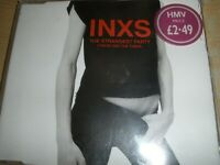 INXS The Strangest Party 4-Track CD Single 1994 Mercury INXCD 27 Wishing Well