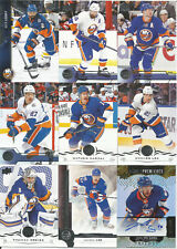 9 NYI ISLANDERS UD Lot Mathew Barzal,Josh Ho-Sang Trilogy Auto RC/249,Anders Lee
