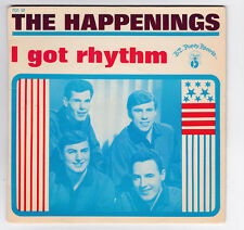 EP 45 TOURS THE HAPPENINGS I GOT RHYTHM B.T. PUPPY RECORDS 701 en 1967